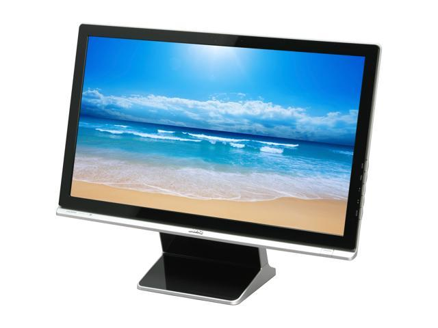 """BenQ E2400HD Glossy Black 24"""" 5ms/2ms(GTG) Widescreen LCD Monitor Built-in Speakers"""