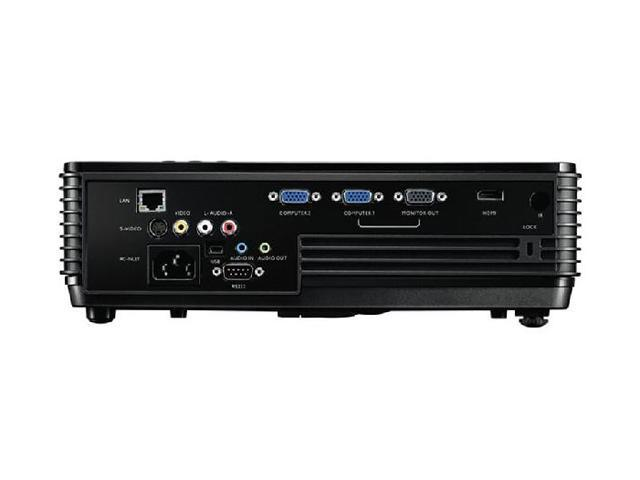 BENQ MP626 XGA 2700 ANSI Lumens 3D Ready DLP Projector w/Network