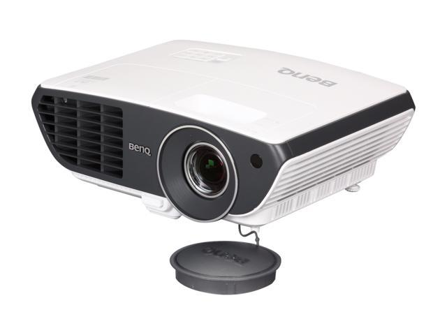 BenQ W710ST 1280 x 720 2500 Lumens DLP HD Short-Throw Projector ...