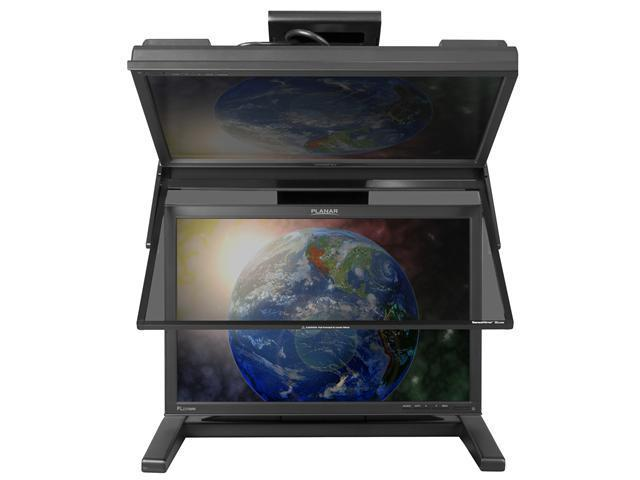 Planar SD2220W 22' LCD Monitor - 5 ms