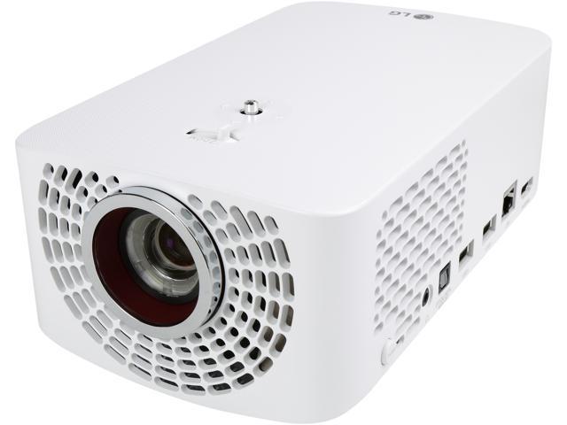 LG PF1500W Full HD (1920 x 1080) DLP LED Smart Home Theater ...