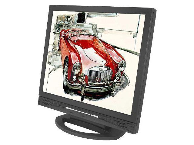"GENERIC S1902D-4 Black 19"" 25ms LCD Monitor Built-in Speakers"