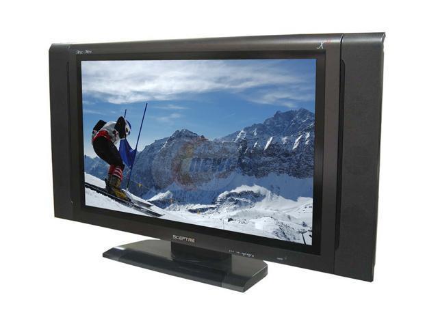 "SCEPTRE 37"" 1080p LCD HDTV X37SV-Naga"
