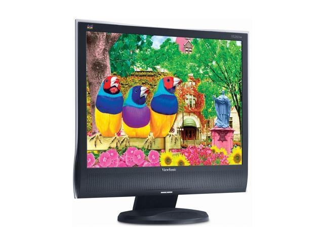 Viewsonic graphic series vg2021m black 20 8ms lcd monitor 300 cd viewsonic graphic series vg2021m black 20 sciox Image collections