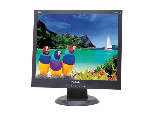 "ViewSonic Value Series VA903B Black 19"" 8ms LCD Monitor"
