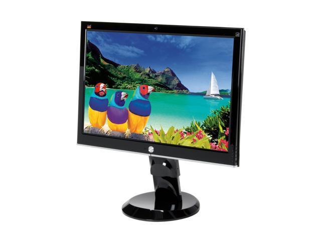 ViewSonic X Series VX2255wmb Glossy  Black 22