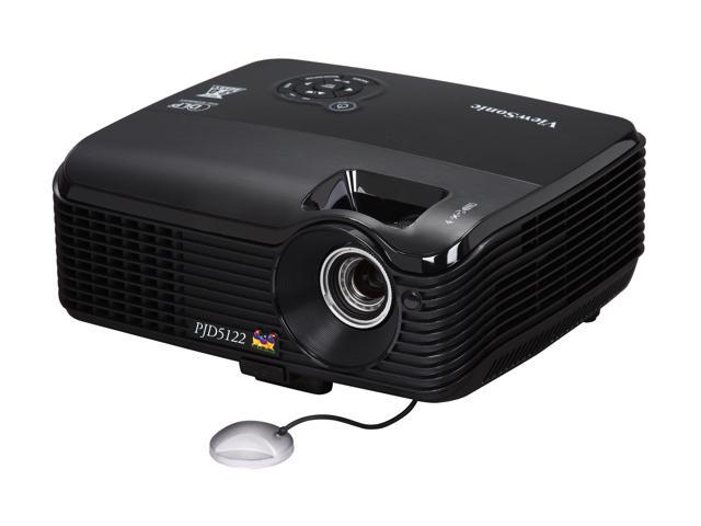 ViewSonic PJD5122 DLP Projector