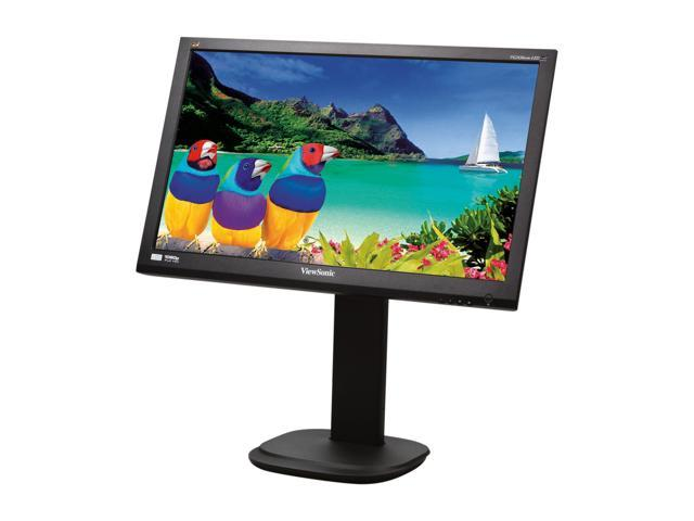 ViewSonic VG2436wm-LED Black 24
