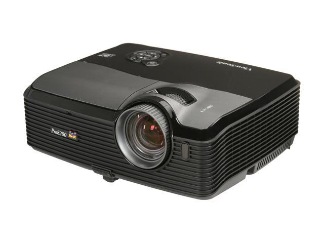 ViewSonic PRO8200 HD 1080p 1920x1080 2000 Lumens Home Theater DLP Projector