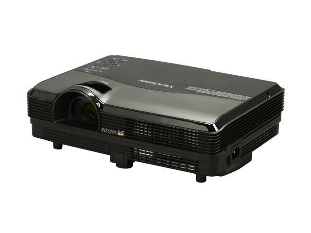 ViewSonic PJL6243 1024 x 768 3000 ANSI Lumens 3LCD Projector