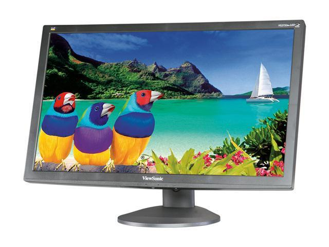 "ViewSonic Graphic Series VG2732m-LED Black 27"" 3ms Widescreen LED Backlight LCD Monitor Built-in Speakers"