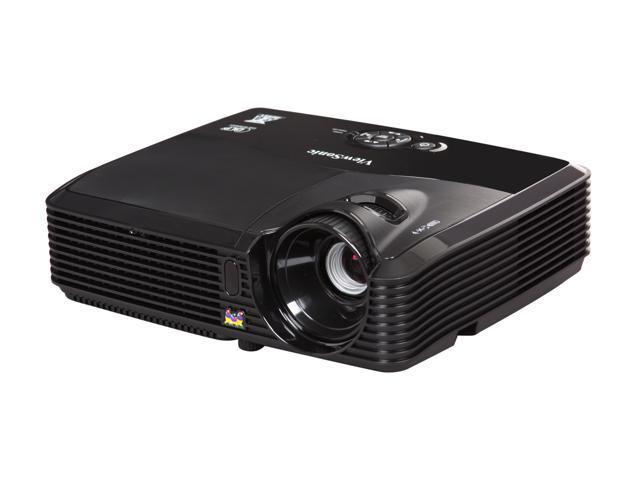 ViewSonic PJD5133 SVGA 800 x 600 2700 Lumens DLP 3D-ready Projector