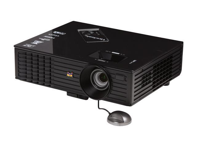 ViewSonic PJD6553w WXGA 1280 x 800 3500 ANSI Lumens DLP Projector