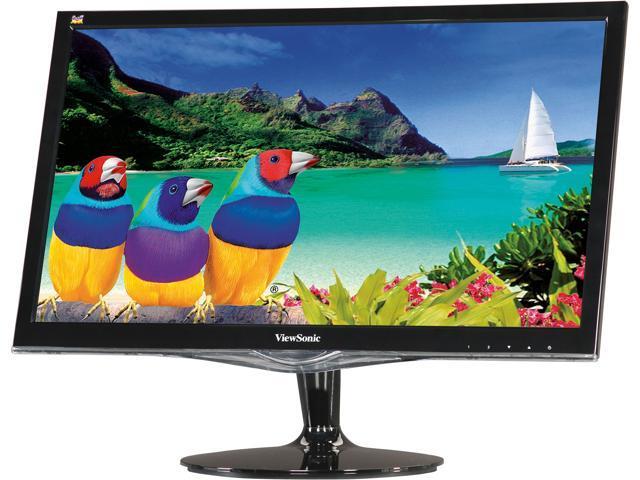 ViewSonic VX2252MH Black 21.5