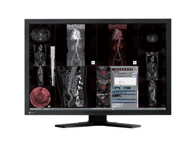 "EIZO MX241W-BK Black, Gray 24.1"" 13ms Widescreen LCD Monitor"