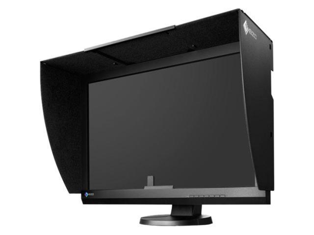 "EIZO CG246-BK Black 24"" 8ms Widescreen LED Backlight LCD Monitor"
