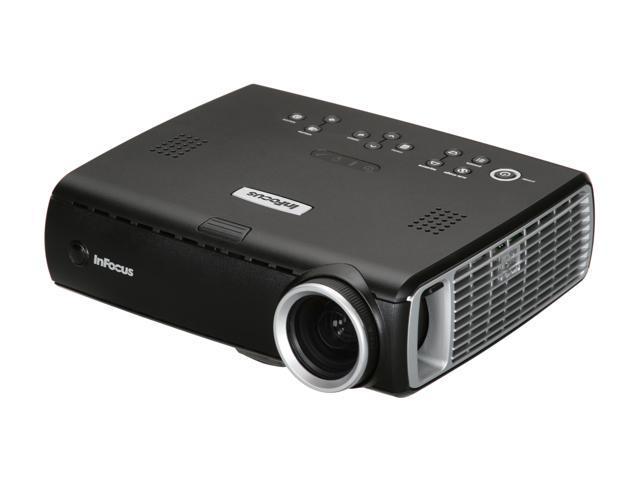InFocus IN35W DLP Projector
