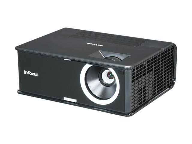 INFOCUS IN2116 WXGA 3000 ANSI Lumens DLP Projector w/Network - Retail