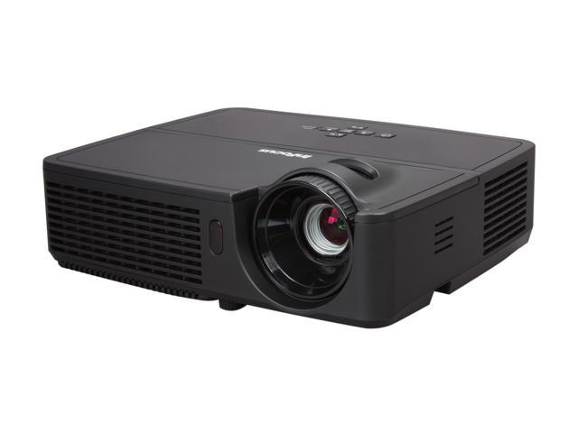 InFocus IN114 1024 x 768 High Bright: 2700 max ANSI lumens Eco Mode: 2160 max ANSI lumens DLP Projector