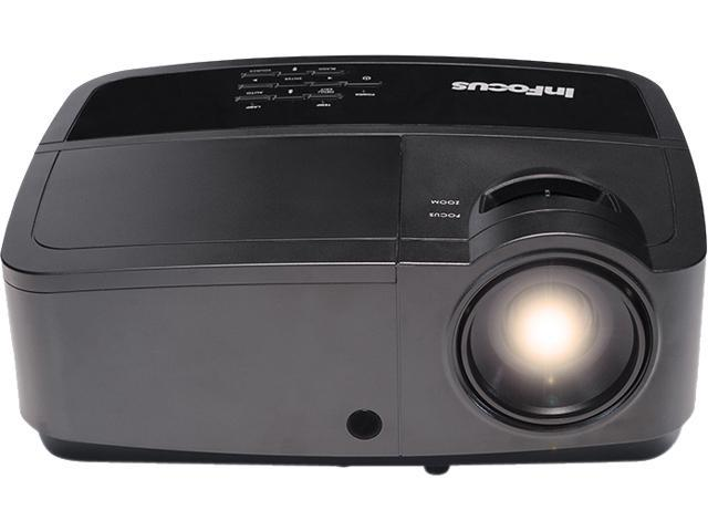 InFocus IN119HDx 1920 x 1080 3200 lumens Normal Mode (2900 lumens Low Power) DLP Projector