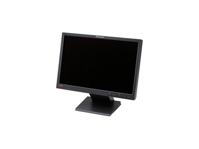 "lenovo 4434HE1 ThinkVision L197 Black 19"" 5ms Widescreen LCD Monitor"