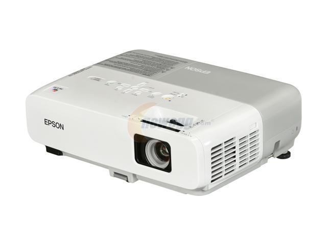 EPSON PowerLite 84+ 3LCD Projector