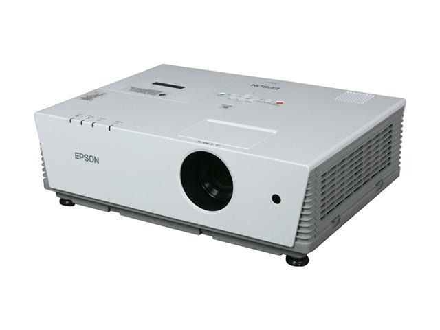 EPSON PowerLite 6100i 1024 x 768 3500 ANSI lumens 3LCD technology Multimedia Projector