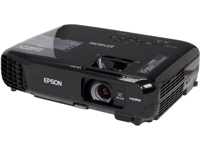 EPSON EX5220 1024 x 768 3000 lumens 3LCD Projector