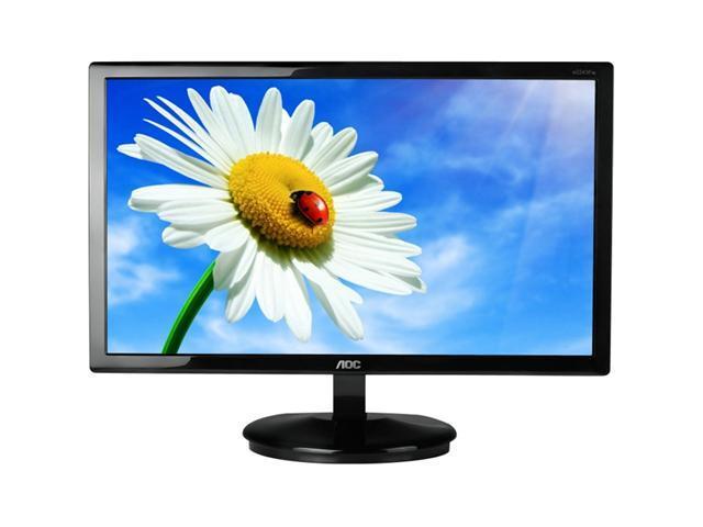 "AOC E2343FSK 23"" 5ms Widescreen LED Backlight LCD Monitor"