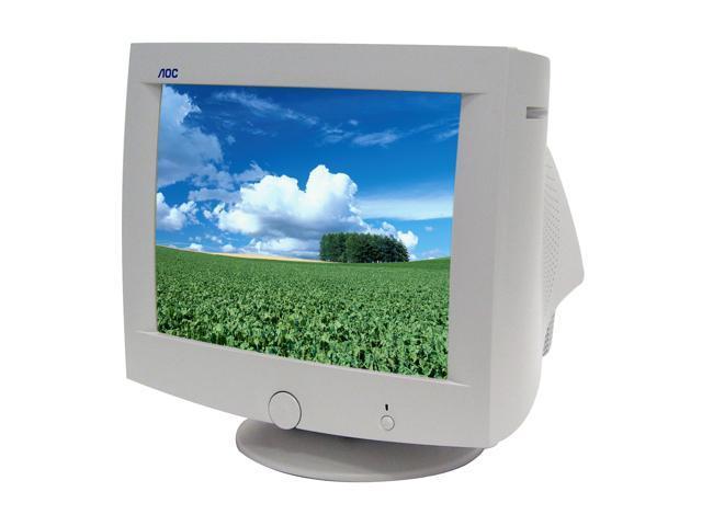 "AOC CT700G Beige 17"" CRT Monitor"