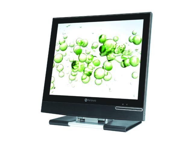 "AG Neovo E-19A Black 19"" 12ms LCD Monitor Built-in Speakers"