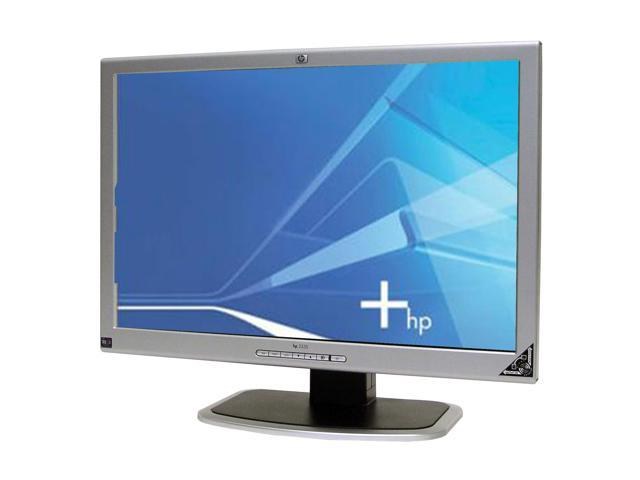 "HP L2335 Carbonite/Silver 23"" 16ms Widescreen LCD Monitor with Height & Pivot Adjustments"