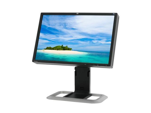 "HP LP2275w Black 22"" 16ms, 6ms(GTG) Widescreen LCD Monitor with DisplayPort input"