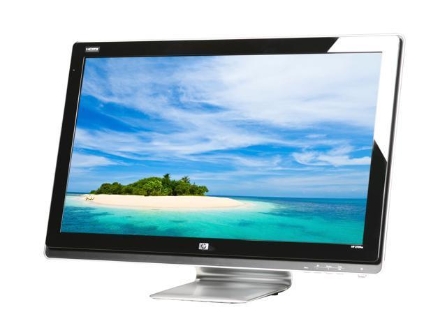"HP 2709m Black 27"" 3ms(GTG) Widescreen LCD Monitor Built-in Speakers"