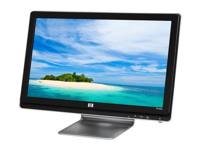 HP 2210m Black 21.5