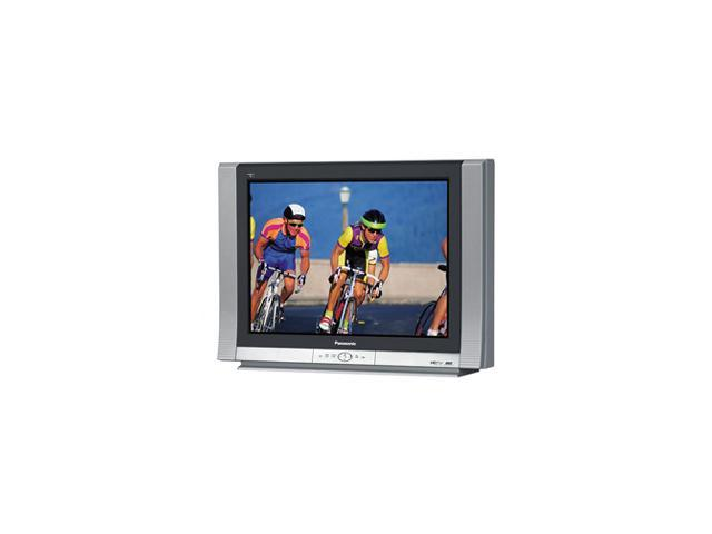 "Panasonic CT-32HL15 32"" Aspect Ratio 4:3 Silver Tau Series PureFlat HDTV Monitor w/ Precision Picture Processing"