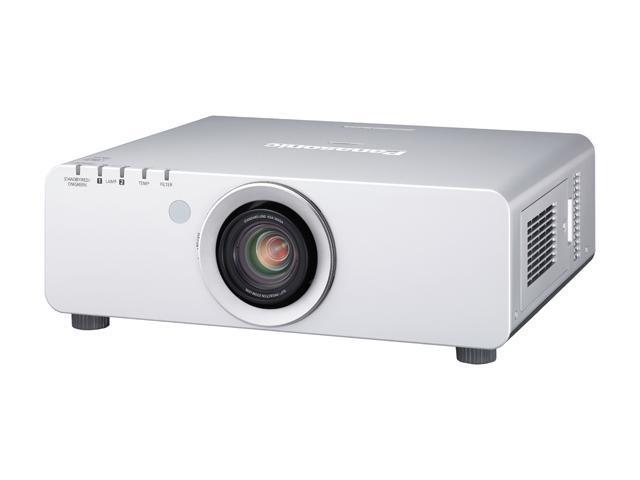 Panasonic PT-DW6300ULS 1280 x 800 6000 lumens DLP Projector without lens