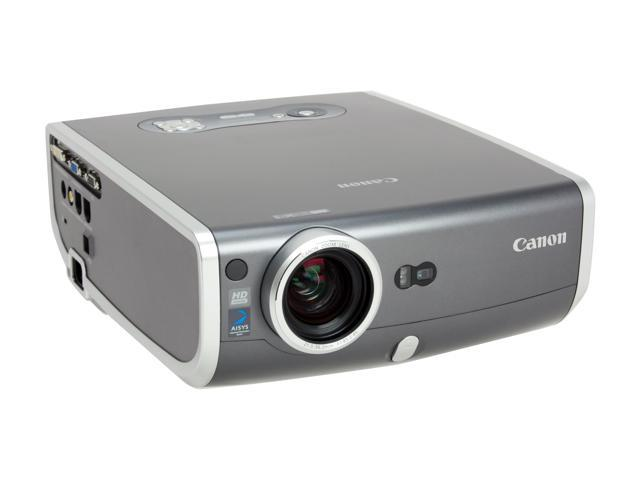 Canon REALiS SX6 1400 x 1050 3500 ANSI Lumens LCD Projector