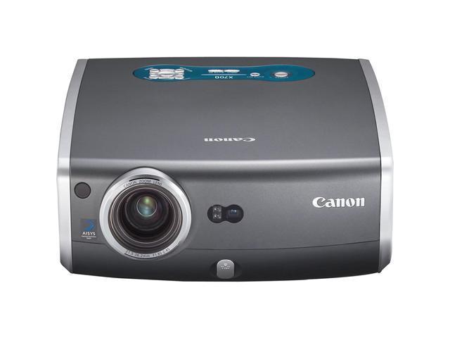 Canon REALiS SX7 LCOS Projector - 4:3