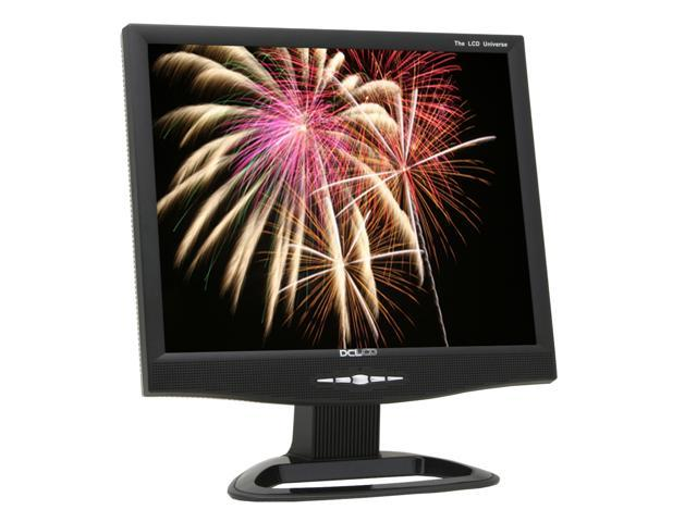 """DCLCD DCL9D Black 19"""" 8ms LCD Monitor"""