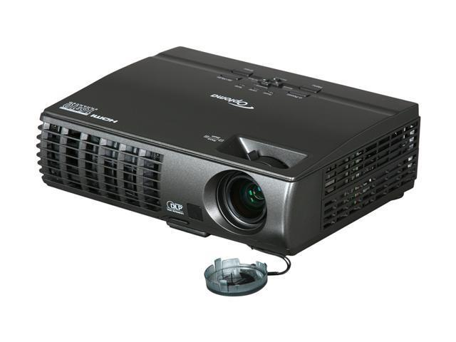 Optoma TW1692 1280 x 800 3000 ANSI Lumens DLP Projector