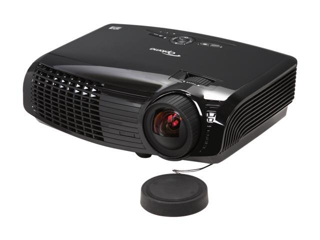 Optoma GT700 DLP 3D 1080P Gaming and Projector built-in Speakers