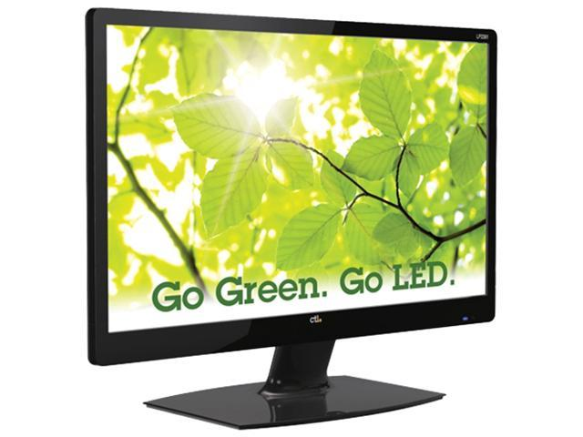 "CTL LP2361 Black 24"" 2ms Widescreen LED Backlight LCD Monitor Built-in Speakers"
