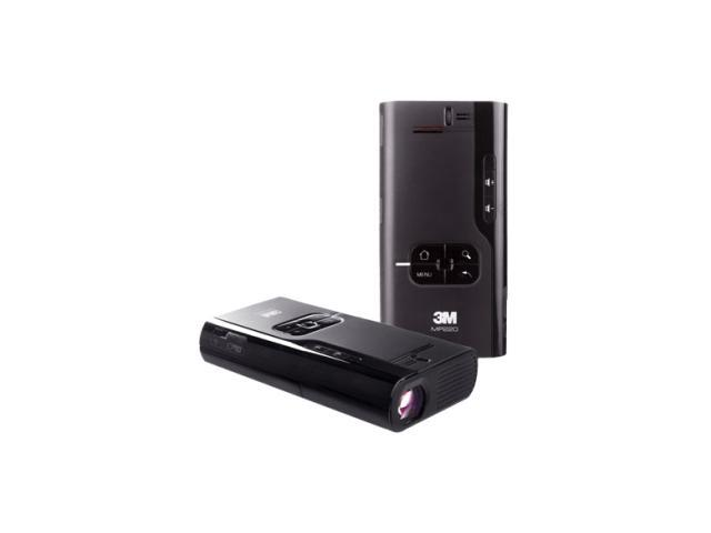 3M MP220 1024 x 600 65lumens (Boost Mode) LCoS Projector