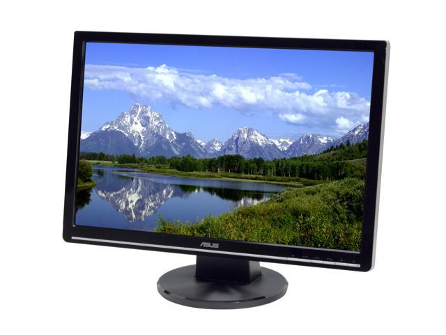 "ASUS VW221S Black 21.6"" 5ms Widescreen LCD Monitor Built-in Speakers"