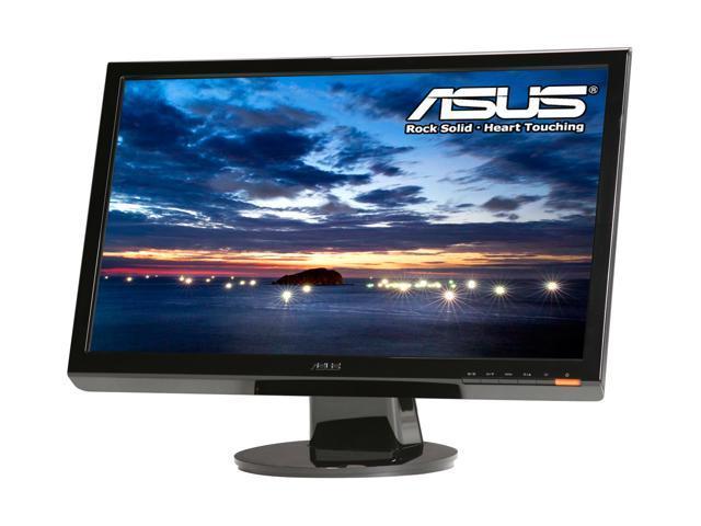 "ASUS VH235T-P Black 23"" 5ms Widescreen Full HD 1080p LCD Monitor Built-in Speakers"