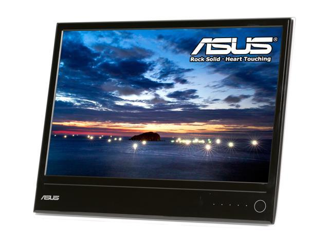 "ASUS MS227N Glossy Piano-Black / White 22"" 2ms(GTG) Widescreen LCD Monitor"