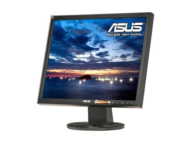 "ASUS VB195T Black 19"" 5ms LCD Monitor Built-in Speakers"
