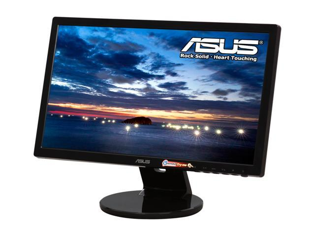 ASUS VE Series VE205N Black 20