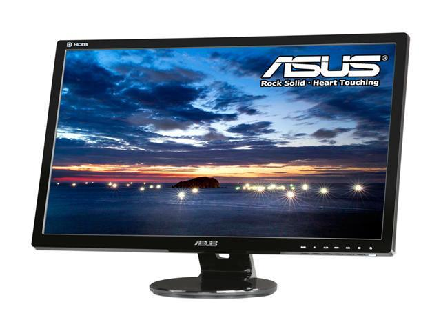 ASUS VE Series VE278Q Black 27